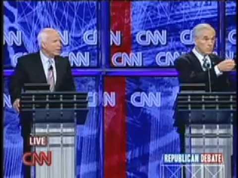Ron Paul Educates McCain