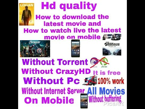 How To Download The  Latest Movie  On Mobile Without Torrent[Bangla]