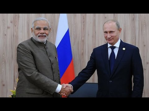 Indo-Russian Arms and Energy Deals Is Not What India Needs