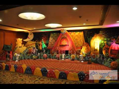 Birthday Party Organisers Decorators In Hyderabad