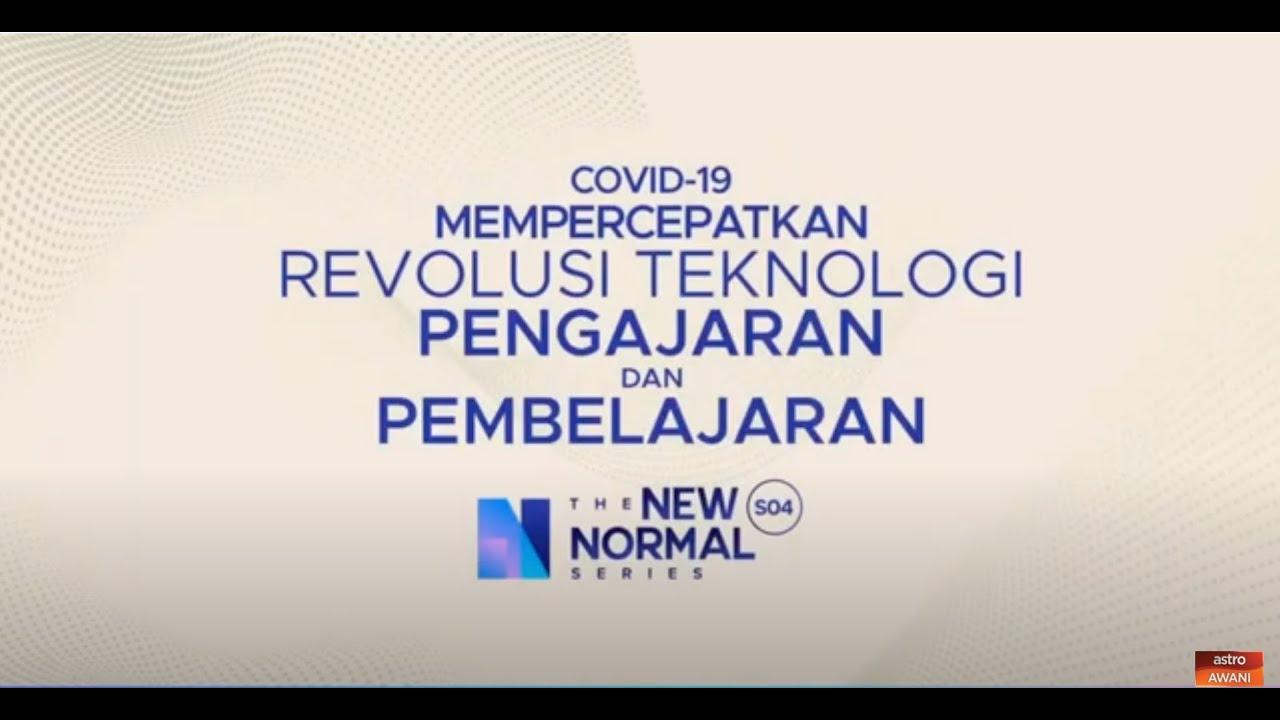 Covid19 Mempercepatkan Revolusi Teknologi Pengajaran & Pembelajaran