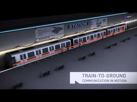 Acksys - Wireless Communications For Train & Subway