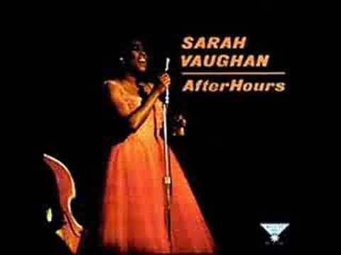 Sarah Vaughan - Fly Me to the Moon (Live)