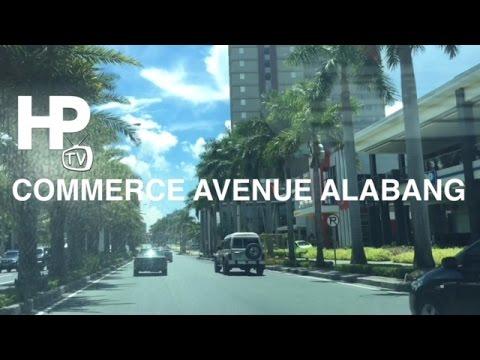 Commerce Avenue Alabang Muntinlupa by HourPhilippines.com