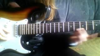 La lettre pour Elise. Guitare