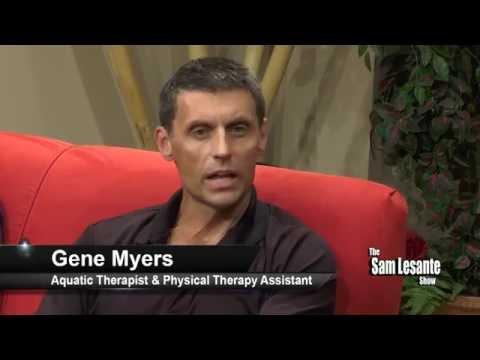 The Sam Lesante Show - LVHN Aquatic Therapy