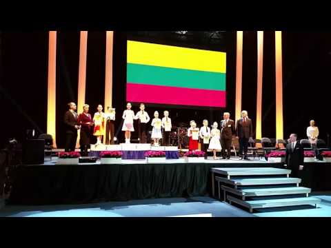 2016 M. Lietuvos ST čempionato Nugalėtojų Himnas (Dominykas Ir Viltė)