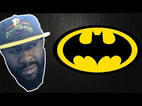 Black Batman? STOP IT