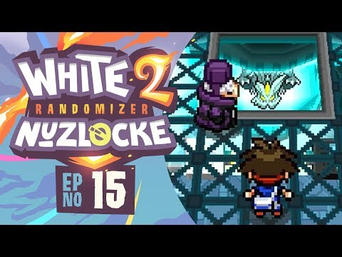 that's the weirdest mewtwo i've seen - Pokémon White 2 Randomizer Nuzlocke w/ Supra! Episode #15