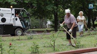 18.07.2017 Крым, Феодосия - Благоустройство