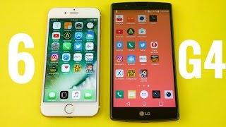 iPhone 6 vs LG G4?