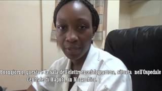 Telemedicina a Maputo - Missione GHT ottobre 2015