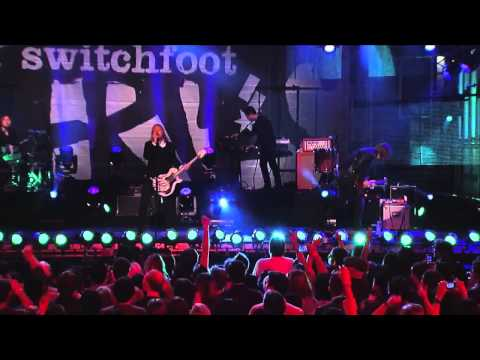 Switchfoot - Dark Horses Live Performs