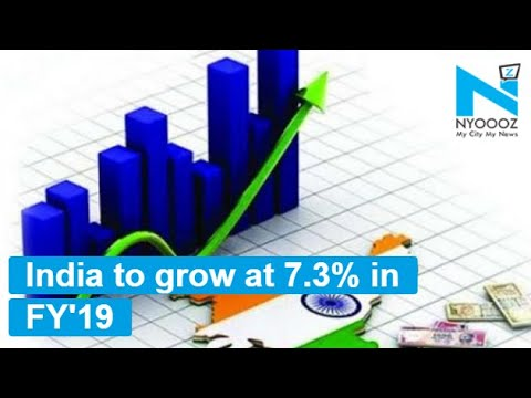 World Bank: India's GDP Growth To Hit 7.3% In 2018-19 | NYOOOZ TV