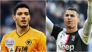 RAÚL JIMÉNEZ a ITALIA Juventus busca compañero para Cristiano Ronaldo Jorge Ramos y Su Banda