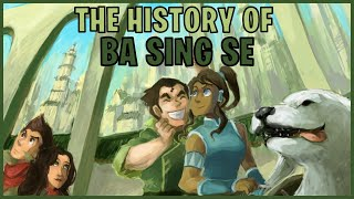The History of Ba Sing Se (Avatar)