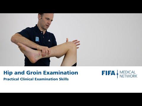 Hip And Groin Examination | Practical Clinical Examination Skills