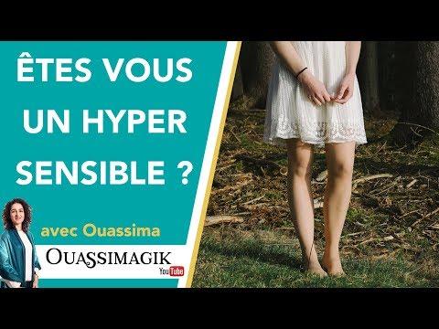 ÊTES-VOUS HYPERSENSIBLE ? Les traits d'hypersensibilité et comment faire avec.