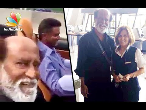 What Superstar Rajinikanth is REALLY upto in US   Latest Tamil Cinema News, Kaala