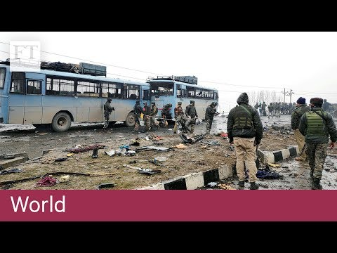 Car bomb explodes in Kashmir