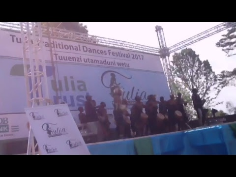 Tulia Traditional Dance Festival 2017-Rungwe Mbeya