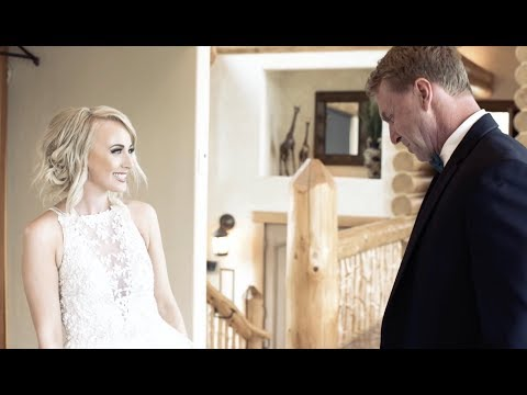 Father Of The Bride's Reaction Will Make You Ugly Cry | Maggie Sottero Designs | Miller Media Films