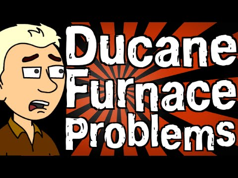 Ducane Furnace Problems - YouTube on