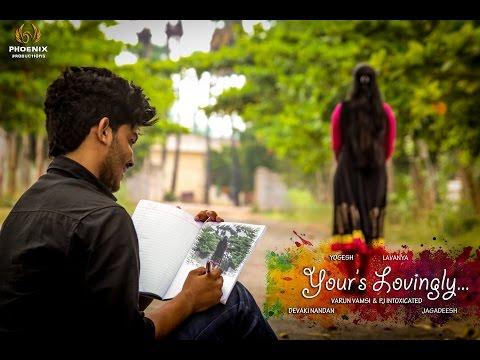 Yours lovingly telugu short film trailer