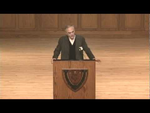 Peace and Justice - The Roots of Mideast Terror - Mahmood Mamdani, Ph.D. St. Scholastica