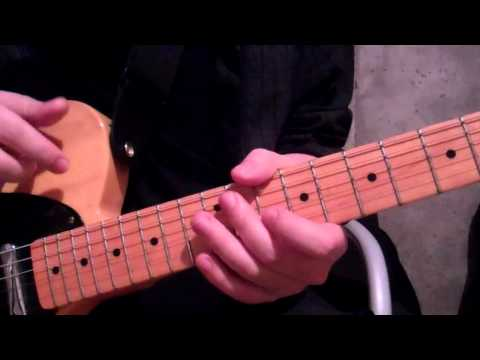 Dorian Blues Scale Lesson in the Style of B.B. King