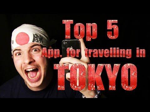 5 Migliori Applicazioni per Tokyo + Bonus App