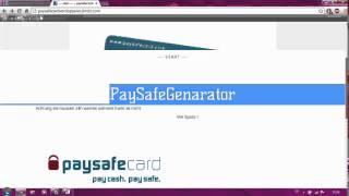 PaysafeCard Verdoppeler Endlich funktioniert es HD link in beschreibung