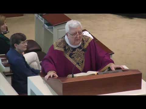 God's Love and Vision for Us, Msgr  Ronald Tosti
