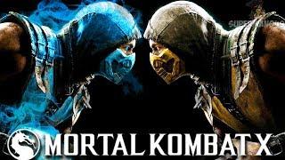 MORTAL KOMBAT X IS A SPECIAL GAME. / Видео