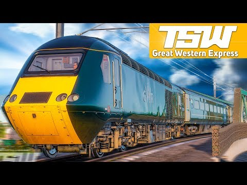 TRAIN SIM WORLD: Great Western Express #1 - der MEGA-ZUG-SIM