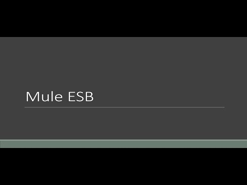 Batch Processing and Message Enricher With Mule ESB