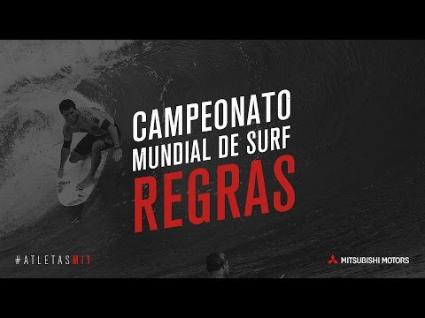 Mitsubishi | Regras do Mundial de Surfe