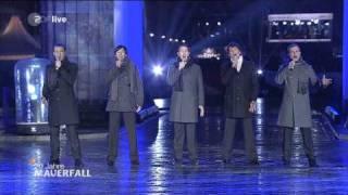 Adoro - Freiheit - live am Brandenburger Tor in Berlin am 09.11.2009