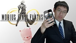 Mobius Final Fantasy: Trump and His Moogle Friend [Paid Promotion]