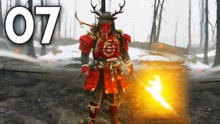 Ghost of Tsushima - Part 7 - FLAMING SWORD MYTHICAL ABILITY