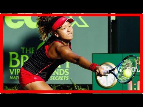 Tennis: Osaka beats childhood idol Williams at Miami Open