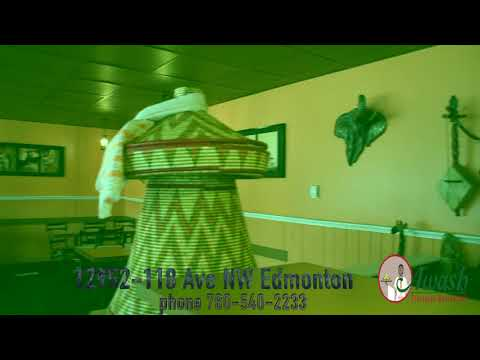 Edmonton, Alberta Awash Ethiopian Restaurant