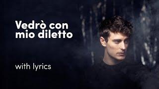 Jakub Józef Orliński - Vedrò con mio diletto (Vivaldi)[Lyric Video]