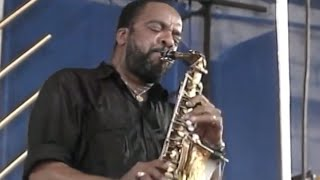 Grover Washington Jr. - Winelight - 8/13/1988 - Newport Jazz Festival (Official)