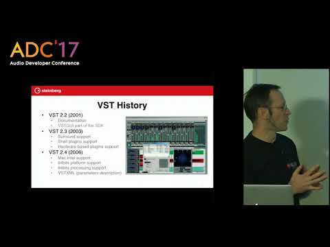 Yvan Grabit - VST3 History, Advantages And Best Practice (ADC'17)