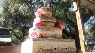 Arching Oaks Ranch Labelle Florida Rob and Lauren Hill Wedding November 22nd 2016