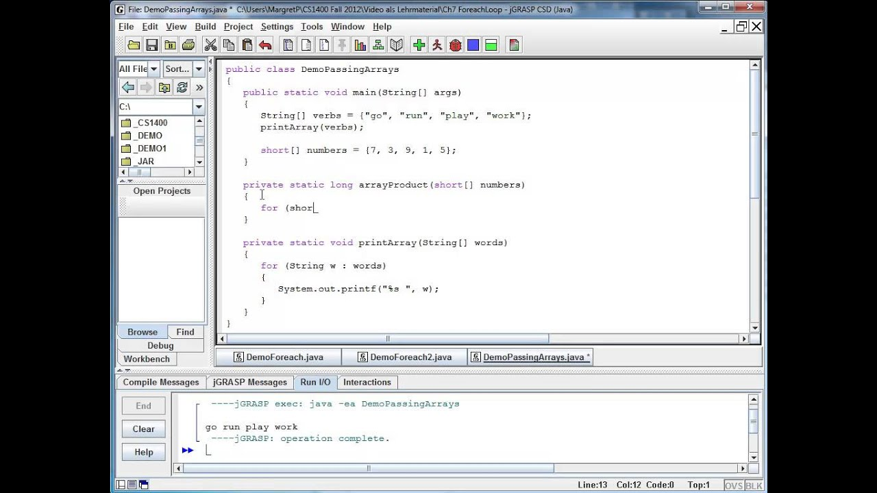 java programming mutator method assignment q a