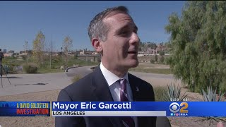 Goldstein Investigation: Garcetti Says City Officials Shouldn't Be On Boards Of Charities That Get P