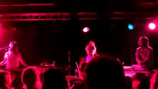 Cibo Matto - Working for Vacation (Live @ The Spaceland Ballroom 02/07/14)