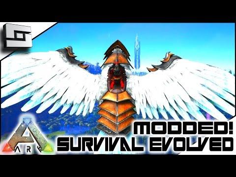 MODDED ARK: Annunaki Genesis - FROST ARGY PIMPED! E19 ( Gameplay )